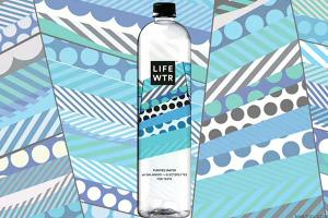 Check Out Pepsi's New Artsy Bottled Water