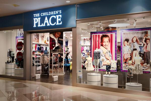 Children's Place: Not Kidding Around, This Stock Is a Bargain