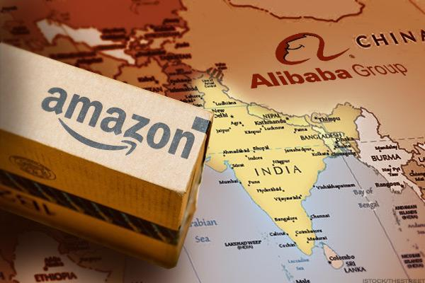 After Losing China to Alibaba, Amazon Taking No Prisoners in India