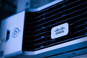 Cisco Slumps After Soft Guidance Offsets Solid Q1 Earnings Report