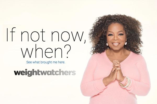 Weight Watchers Explodes 13% Higher As Oprah Steals the Show in First Quarter