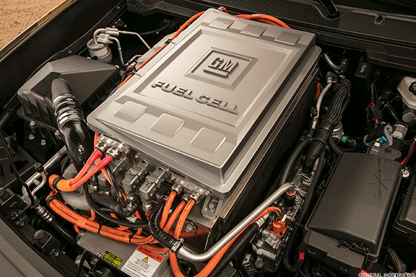 GM ZH2 Fuel Cell