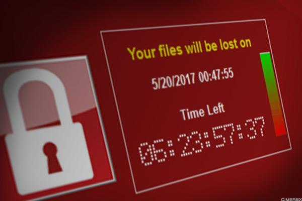 'WannaCry' Has These 5 Cybersecurity Stocks Smiling