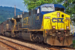CSX Shares Fall as Earnings Beat Estimates, Revenue Doesn't