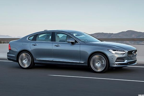 Volvo Takes Another Step To Revive Its Brand With S90 Luxury Sedan