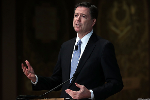 Former FBI Director James Comey: Trump Morally Unfit to Be President
