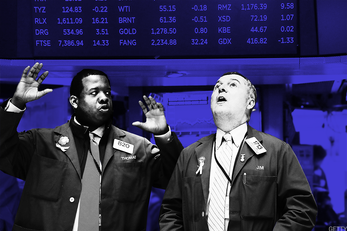 Dow and Nasdaq Hit Record Highs as Bond Markets Steady - TheStreet