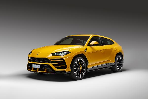 Lamborghini Revs Up Competition With Brand New Urus 'Super' SUV