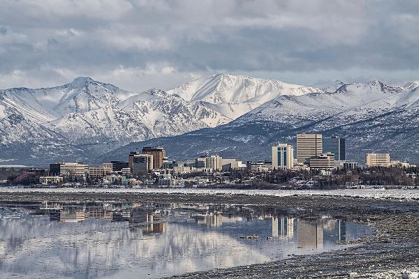21. Anchorage, Alaska