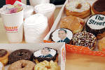 New Dunkin' Brands CEO: From McDonald's Minimum Wage to King of the Donuts