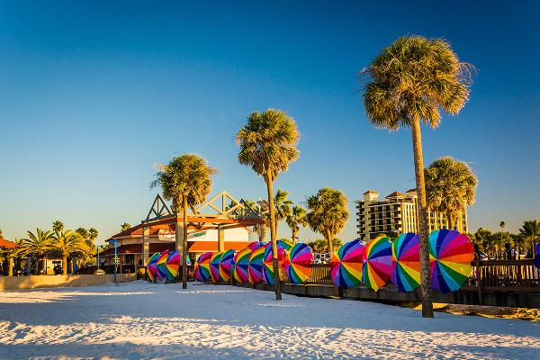 Clearwater Beach, Clearwater, Fla.
