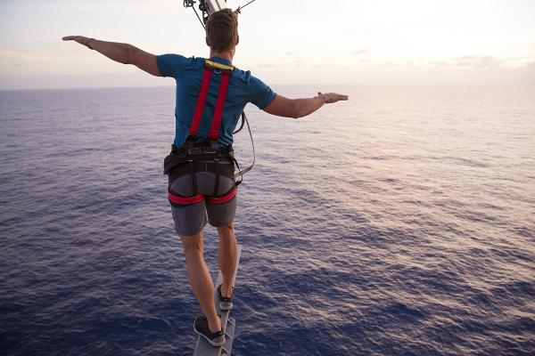 These Are the Newest, Most Cutting-Edge Things You Can do on Cruise Ships