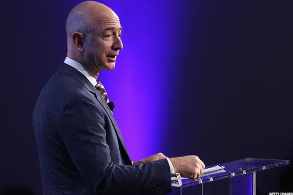 Amazon's Stock May Be Suffering From the Trump Effect