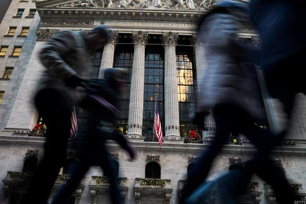 Shorting the Dow at 27,000 May Not Be So Crazy