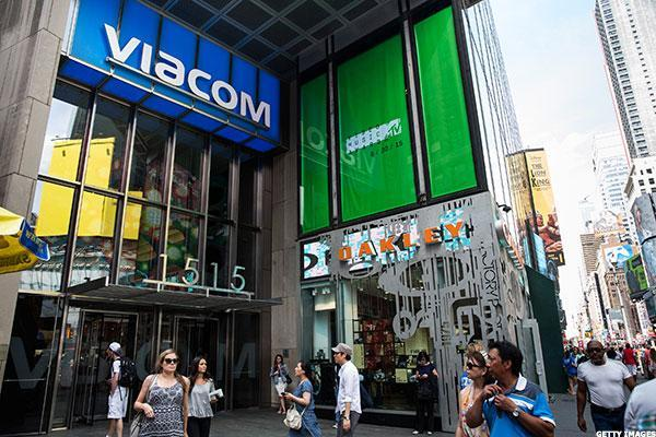 Jim Cramer -- Viacom Got a 'Powerful' Upgrade