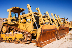 Dow Component Caterpillar Has Turned Lower
