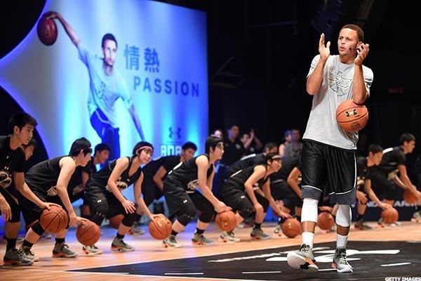 b0301a43 Under Armour (UA) Makes Push Into Asia With Steph Curry's Help ...