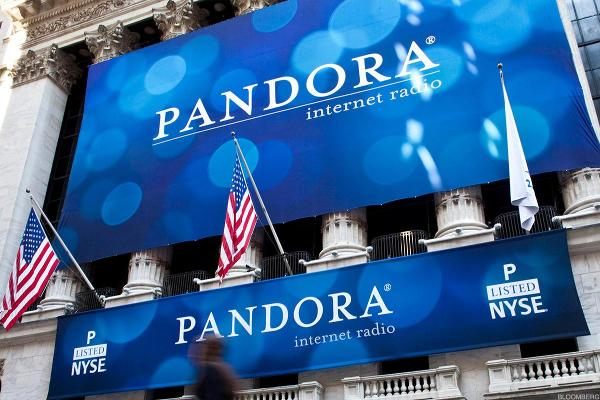 SiriusXM Makes $3.5 Billion All-Stock Play for Pandora Media