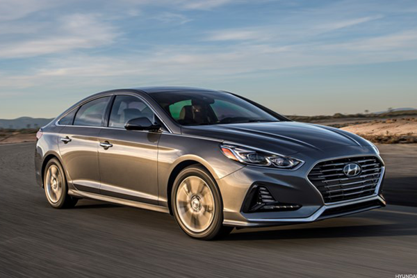 Hyundai's Popular Sonata Gets a Facelift, Improving Its Chops in Soft U.S. Sedan Market