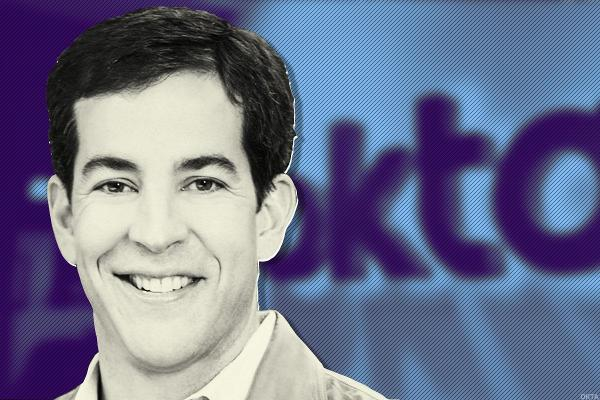 Okta CEO: 'We're on the Right Side of History' as Cloud Services Market Grows
