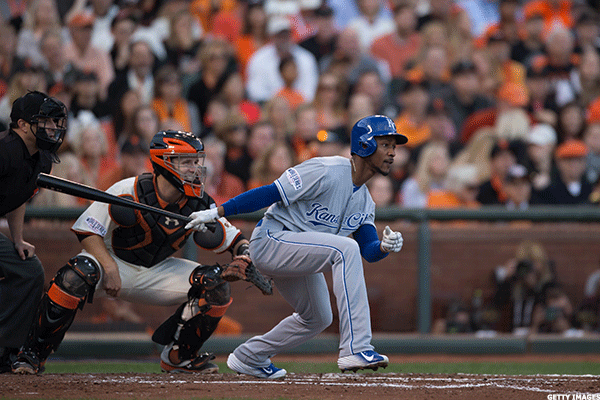14. Kansas City Royals at San Francisco Giants