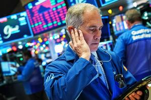 Dow Ends Solidly Higher as Investors Shrug Off Fed Warning of Slowing Growth