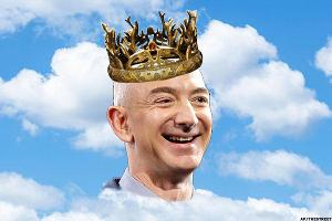 Amazon's Smaller Cloud Rivals Try a New Strategy: If You Can't Beat 'Em, Join 'Em