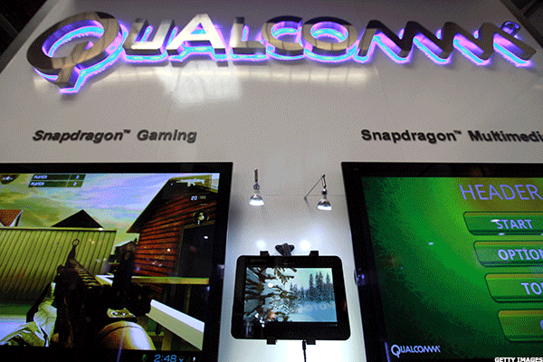 Has Qualcomm Finally Collapsed Enough?