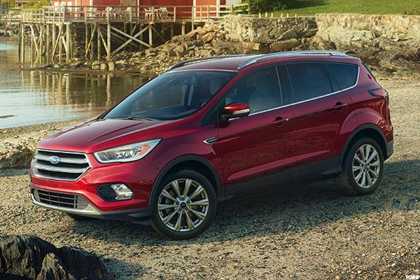 11. Ford Escape