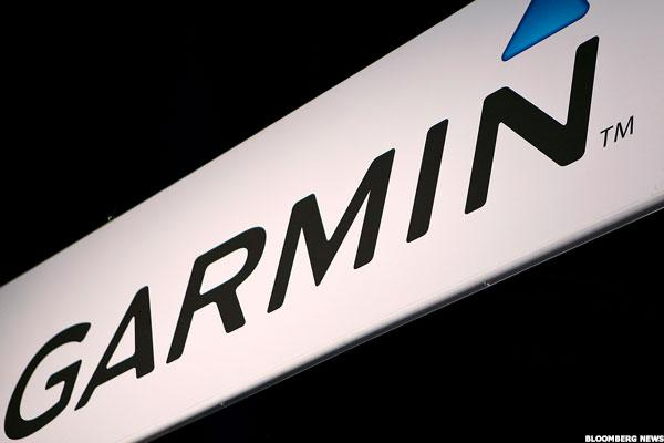Garmin Stock Soars on Earnings Beat