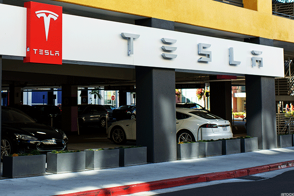 Tesla Hit by Earnings Estimates Miss; Nvidia Plunges on Downgrades -- Tech Roundup