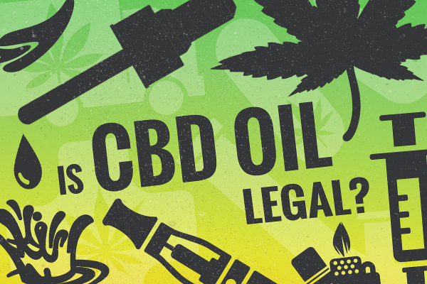 Is CBD Oil Legal? State-By-State and Future Legality