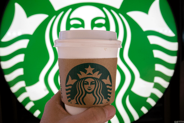 Stocks Mixed but Amazon and Starbucks Still Weigh on Nasdaq