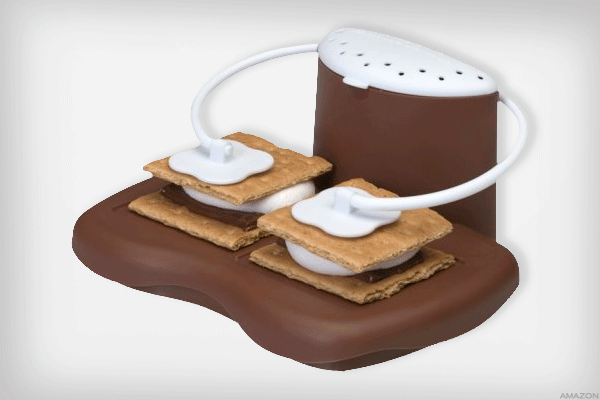 25 of the weirdest things you can buy on amazon thestreet microwaveable smores maker 1495 solutioingenieria Choice Image