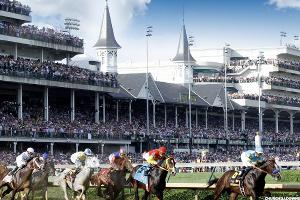 Churchill Downs Horse Racetrack and Casino Is Set to Race to New Highs