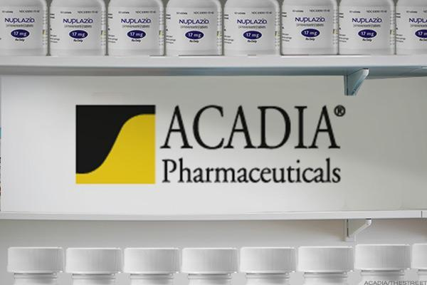 'Longing' for Acadia Pharmaceuticals? Here's How to Play It