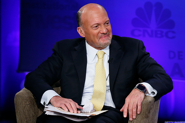 Jim Cramer -- Strong Demand Driving Universal Display Stock Higher