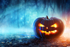 The Stock Market's Fear Index May Surge 400% Before Halloween