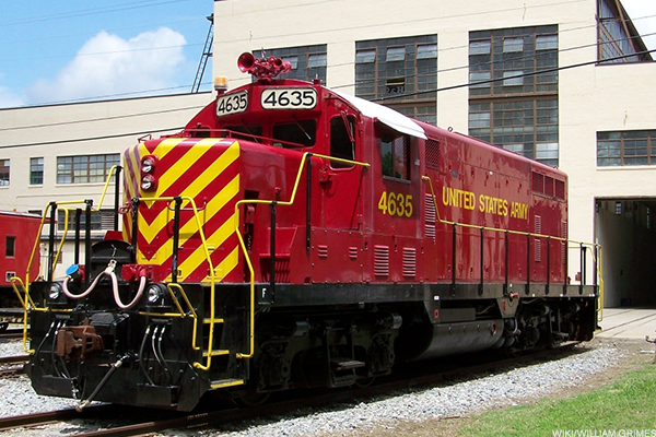 9. Locomotives
