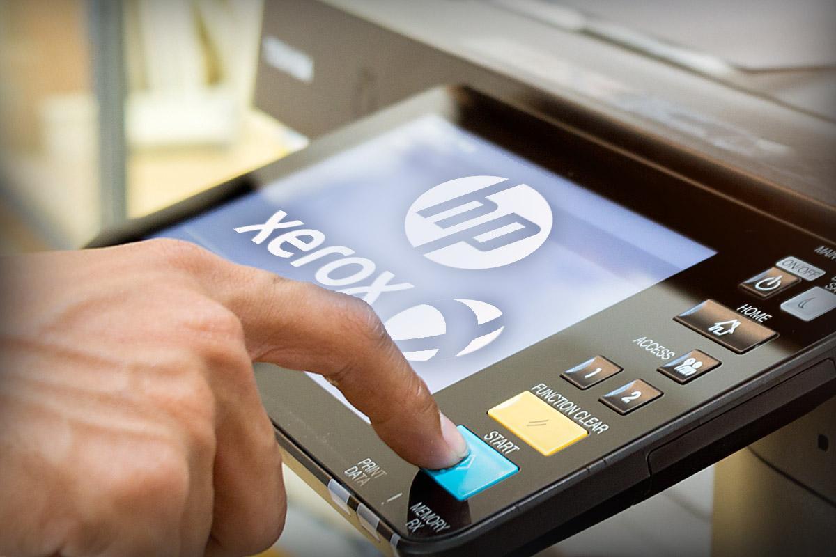 HP's Board Rejects Xerox Bid