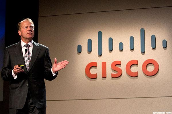 Can Cisco Really Keep Chugging Higher?