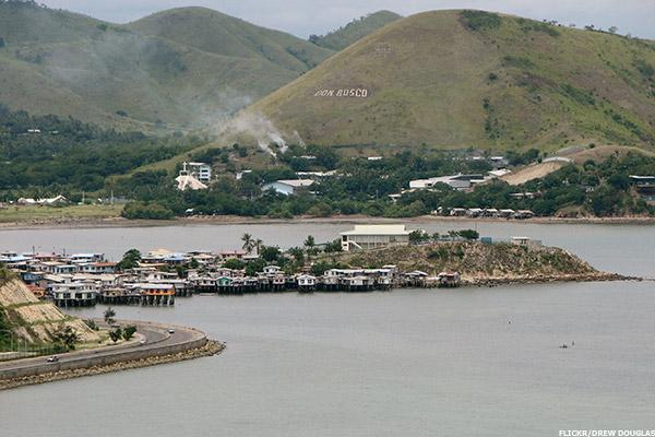 5. Port Moresby, Papua New Guinea