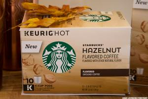 Starbucks Hopes Changes to K-Cups Will Brew Up Even Bigger Sales