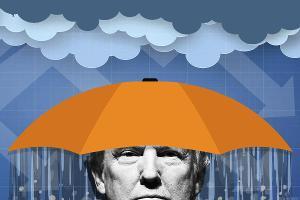 Trump's Trade War Escalation Rattled Individual Investors, Wells Fargo Says