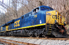 Railroad Stocks to Ride as CSX Results Promote a Sectorwide Slide
