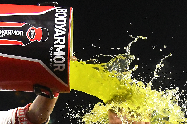 New Gatorade Rival Bodyarmor Takes The Fight To Pepsis Ceo On