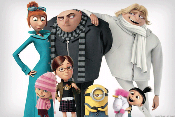 "Universal's ""Despicable Me 3"""