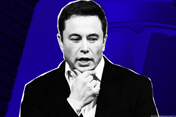 Is Elon Musk Mortgaging Tesla Shares Against a Potential Margin Call?