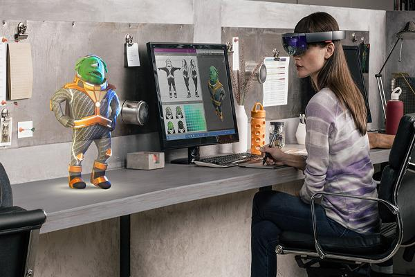 Why Microsoft Is Betting on a 'Mixed Reality' Future