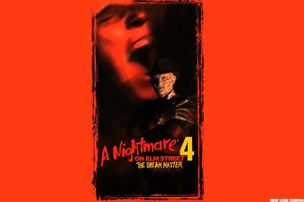 12. Nightmare on Elm Street 4: The Dream Master